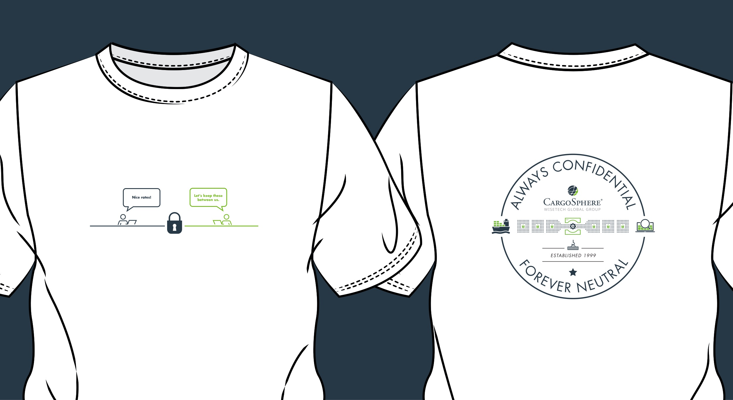 CargoSphere-t-shirts